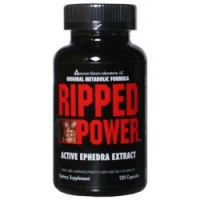 RIPPED POWER EPHEDRA 90 CAPS
