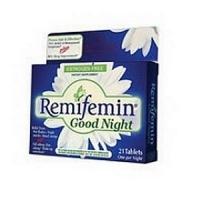 Remifemin21 caps pour le soir