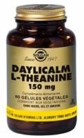 Daylicalm , solgar , Theanine 60 caps