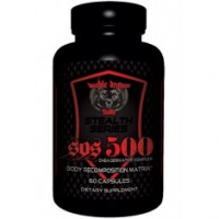 SOS 500  ( 1 - ANDRO ) 60 CAPS