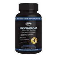 SYNTHEROID  180 CAPS  TESTOSTERONE BOOSTER