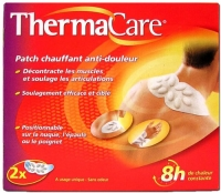 THERMACARE 2 PATCHS