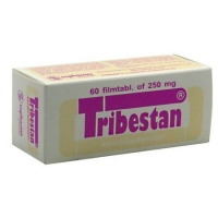 TRIBESTAN 60 TABS   250MG