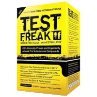 TEST FREAK HYBRID PRO 120 CAPS TESTOSTERONE
