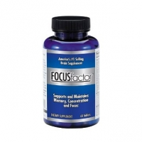 Vital Basics / Focus Factor Focus Factor  60 caps