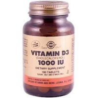 VITAMINE D3 1000 MG  180 CAPS