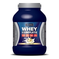 WHEY COMPLETE 900 GR VANILLE CHOCOLAT OU  BANANE
