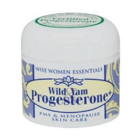 WILD YAM CREME PROGESTERONE 60 ML