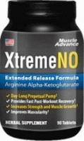 Xtrem NO ( extreme NO) Oxyde Nitrique 90 caps