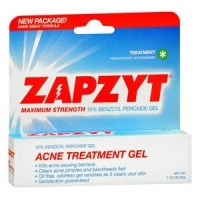 Zapzyt Gel Anti Acne - Peau- Visage,3 tubes= 90ml