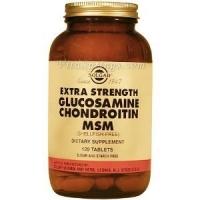 Glucosamine Chondroitin MSM  120 caps