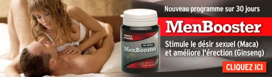 MENS BOOSTER