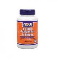 Acidophilus and Bifidus 8 Billion 120 CAPS