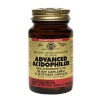 Advanced Acidophilus Vegetable Capsules - 250