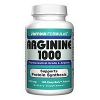 Arginine 1000 mg Jarrow 100 Caps