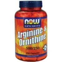 Arginine Arginine & citrulline 500/250 mg