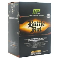 Battle Fuel 126 services MusclePharm