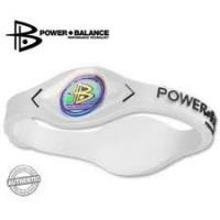 Bracelet Medium Blanc Power balance