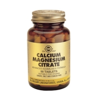 Calcium Magnesium Citrate, 250 tablets