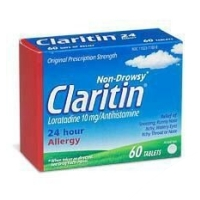 Claritin allergie 24h - 60 capsules