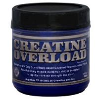 Creatine Overload . 600 GR