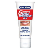 GEL PLUS POUR BLANCHIR LES DENTS EN 5 MINUTES 100 ML