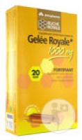 Gelée Royale 1000mg 20 Ampoules 15ml