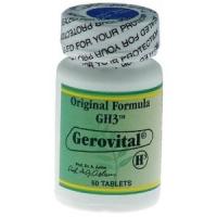 Gerovital - Gerovital GH3 Gold   60 caps