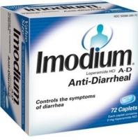 Imodium A-D Anti-Diarrhee, 72-Count Caplets