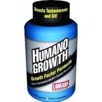 HUMANOGROWTH 120 CAPS