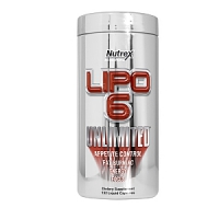 LIPO 6 UNLIMITED ( NOUVEAU ) 120 CAPS