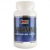 L-Arginine 500 mg  90 caps