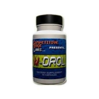 M-Drol by Competitive Edge Labs 90 caps