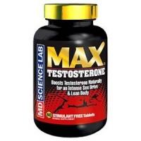 MAX TESTOSTERONE  60 CAPS