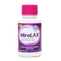MiraLAX Laxatif, aide contre la contispation 30 comprines