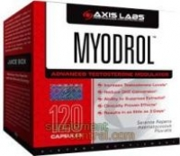 MYODROL 120 caps . booster testosterone