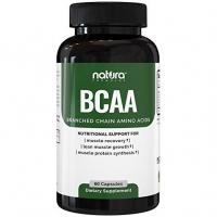NATURA BCAA 60 CAPS