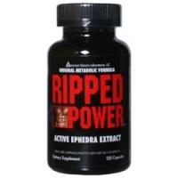 RIPPED POWER EPHEDRA 90 CAPS