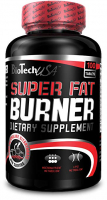 SUPER FAT BURNER 100 CAPS