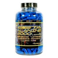 Sci Fit Beta Alanine 120 capsules 2025mg