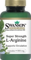 Super Strength L-Arginine 900 mg 90 Caps