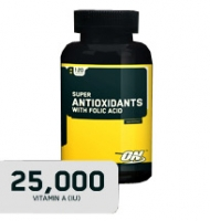 Super antioxydants 120 caps