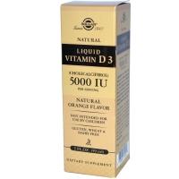 VITAMINE LIQUIDE D3 500 IU  60 ml