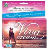 VIVA CREAM X 5 TUBES TOTAL 40 ML