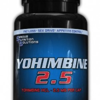 YOHIMBINE 2.5 - 100 Caps