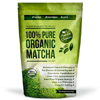 100% PURE MATCHA ORGANIQUE 113 GR