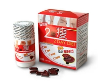 2 JOURS DE DIETE INTENSE EN DIRECT DU JAPON  60 CAPS