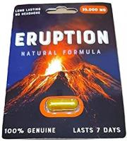 3 PACK ERUPTION 35000 MG 1 CAPS