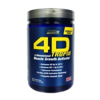 4D-TROPIN 30 SERVINGS  314 GR  PUNCH