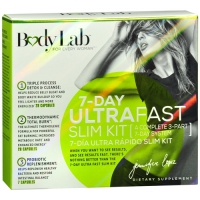7 DAY ULTRA FAST SLIM KIT  3 PRODUITS